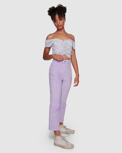 2 JAGGER CORD PANT Purple 6591421M Billabong