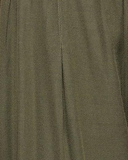 6 DESERT ADVENTURE PANTS Green 6591422X Billabong