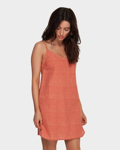 1 Candy Dress Pink 6591471 Billabong