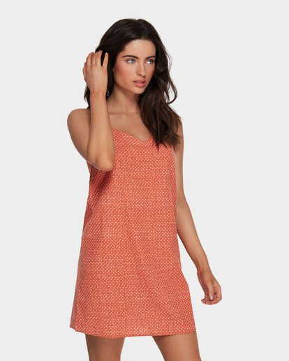 2 CANDY DRESS Pink 6591471 Billabong