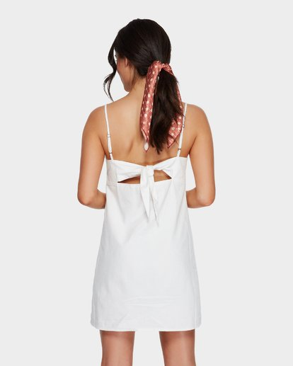 3 CANDY DRESS White 6591472 Billabong