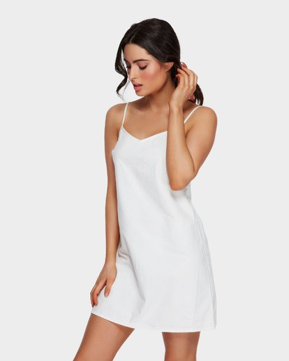 2 CANDY DRESS White 6591472 Billabong