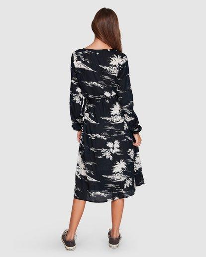 3 FARAWAY ISLAND DRESS Black 6591473 Billabong