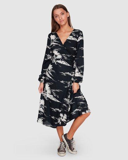 0 FARAWAY ISLAND DRESS Black 6591473 Billabong