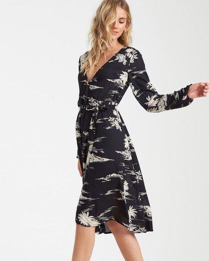 1 FARAWAY ISLAND DRESS Black 6591473 Billabong