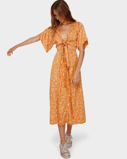1 BLOSSOM DRESS Grey 6591474 Billabong