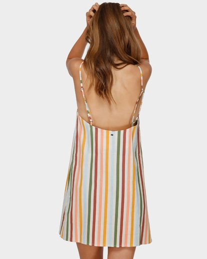 3 Summer Love Fiesta Dress White 6591482 Billabong