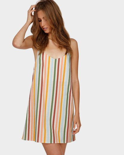 0 Summer Love Fiesta Dress White 6591482 Billabong