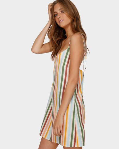 2 Summer Love Fiesta Dress White 6591482 Billabong