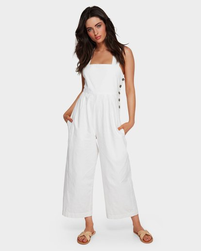 4 Vacation Jumpsuit White 6591501 Billabong