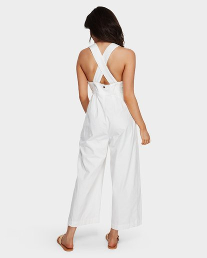 3 Vacation Jumpsuit White 6591501 Billabong