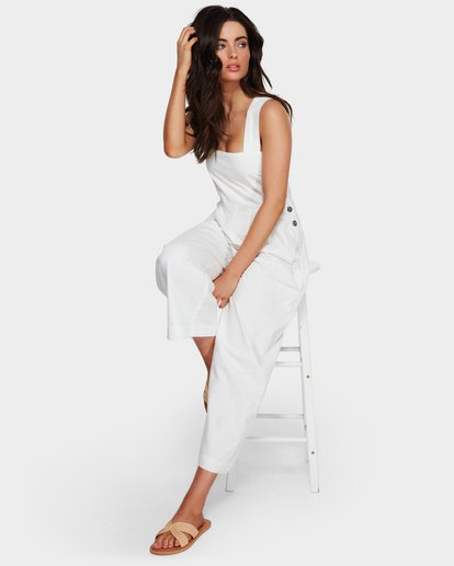 0 Vacation Jumpsuit White 6591501 Billabong