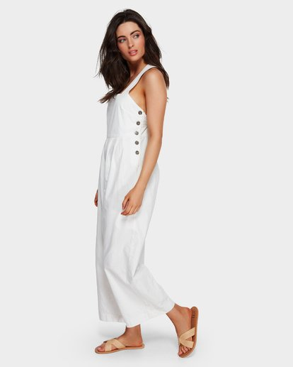 2 Vacation Jumpsuit White 6591501 Billabong
