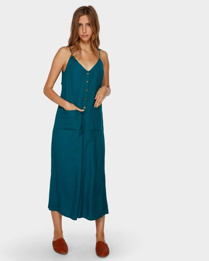 4 TIDE UP JUMPSUIT Blue 6591504 Billabong