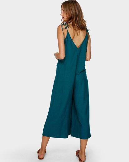 3 TIDE UP JUMPSUIT Blue 6591504 Billabong