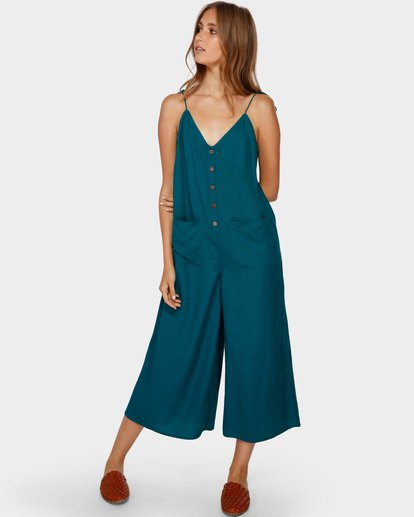 1 TIDE UP JUMPSUIT Blue 6591504 Billabong