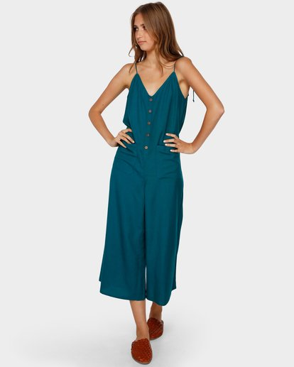 0 TIDE UP JUMPSUIT Blue 6591504 Billabong