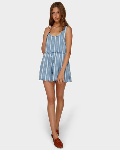 4 CABO CAPRI PLAYSUIT Blue 6591506 Billabong
