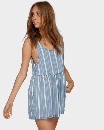 0 CABO CAPRI JUMPSUIT Blue 6591506 Billabong