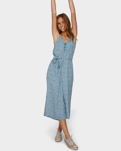 4 FLORIDA JUMPSUIT Blue 6591507 Billabong