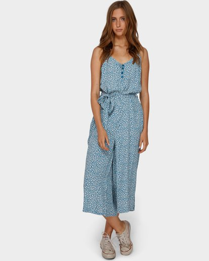 1 FLORIDA JUMPSUIT Blue 6591507 Billabong