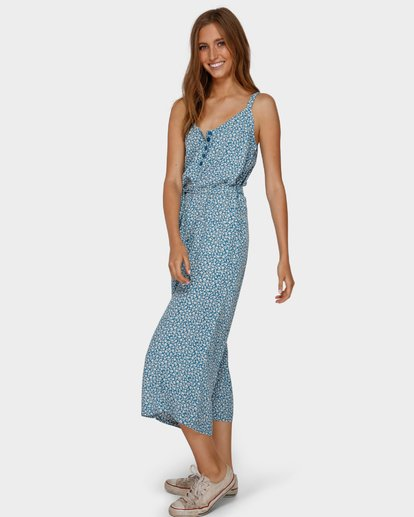 2 FLORIDA JUMPSUIT Blue 6591507 Billabong