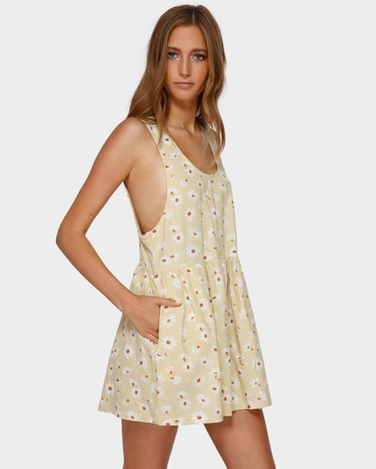 2 CABO DEL SOL PLAYSUIT Yellow 6591509 Billabong