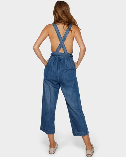 4 SARAI JUMPSUIT Blue 6591514 Billabong