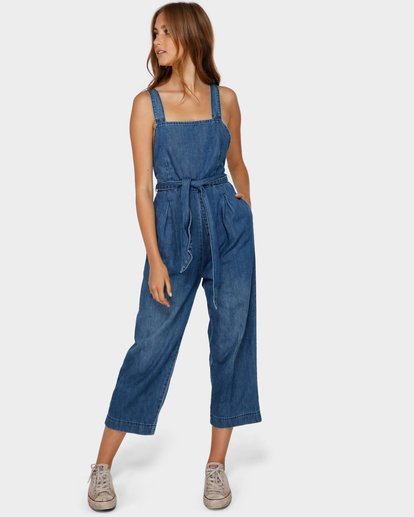 2 SARAI JUMPSUIT Blue 6591514 Billabong