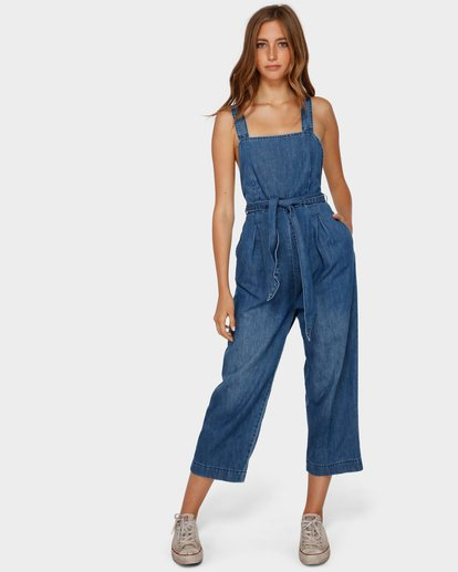 1 SARAI JUMPSUIT Blue 6591514 Billabong