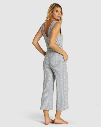 2 Wipe Out Jumpsuit Grey 6591519X Billabong