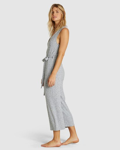 1 Wipe Out Jumpsuit Grey 6591519X Billabong