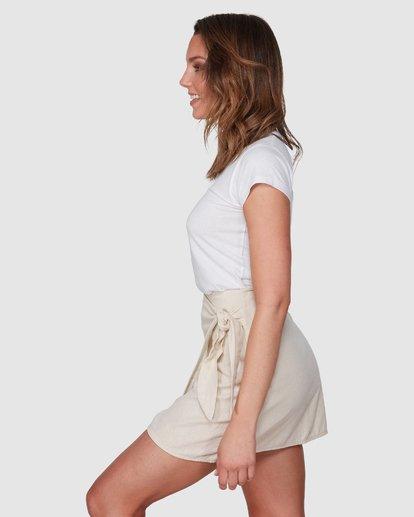 1 Sun Fader Wrap Skirt  6591531X Billabong