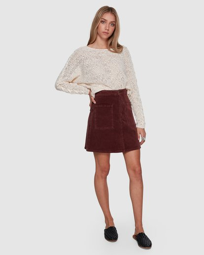 9 Magic Touch Skort  6591537X Billabong