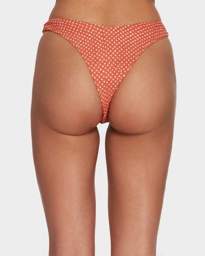4 CANDY HIKE BIKINI BOTTOMS Pink 6591552 Billabong