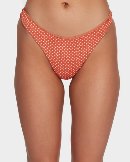 3 CANDY HIKE BIKINI BOTTOMS Pink 6591552 Billabong