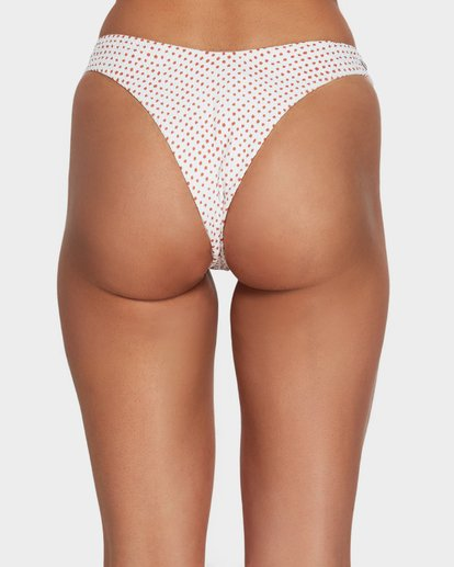 5 CANDY HIKE BIKINI BOTTOMS White 6591552 Billabong