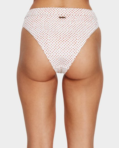 4 CANDY MAUI RIDER BIKINI BOTTOMS White 6591554 Billabong