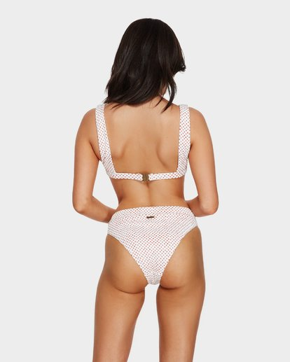 3 CANDY SQUARE BIKINI TOP White 6591557 Billabong