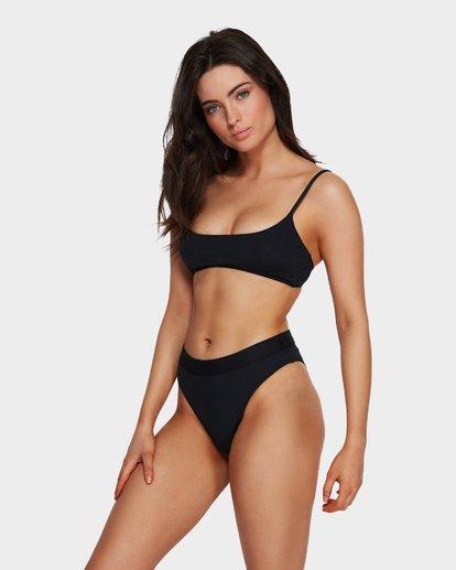 4 Sol Searcher Bralette Bikini Top Black 6591568 Billabong