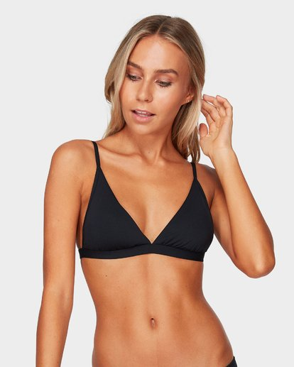 4 SOL SEARCHER ELONGATED TRI BIKINI TO Black 6591571 Billabong