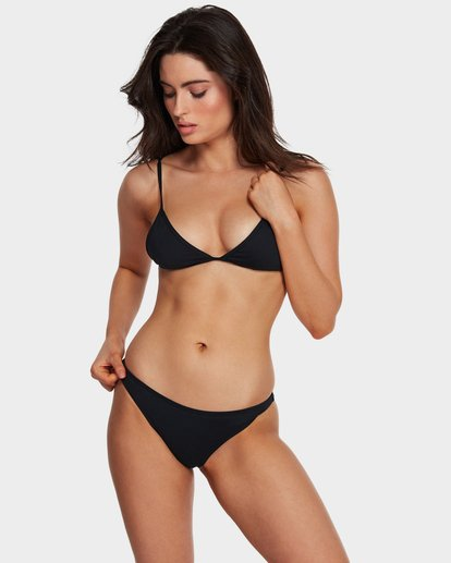 5 Sol Searcher Tropic Bikini Bottoms Black 6591574 Billabong