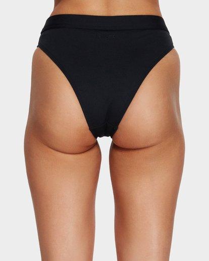 4 Sol Searcher Maui Rider Bikini Bottoms Black 6591575 Billabong