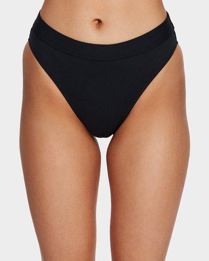 3 Sol Searcher Maui Rider Bikini Bottoms Black 6591575 Billabong