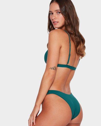 3 Sol Searcher Hike Bikini Bottoms Green 6591576 Billabong