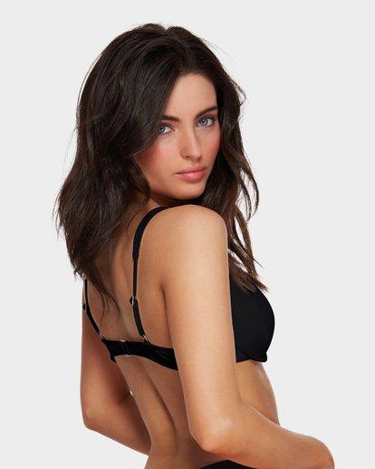 2 Sol Searcher Bra Bikini Top Black 6591581 Billabong
