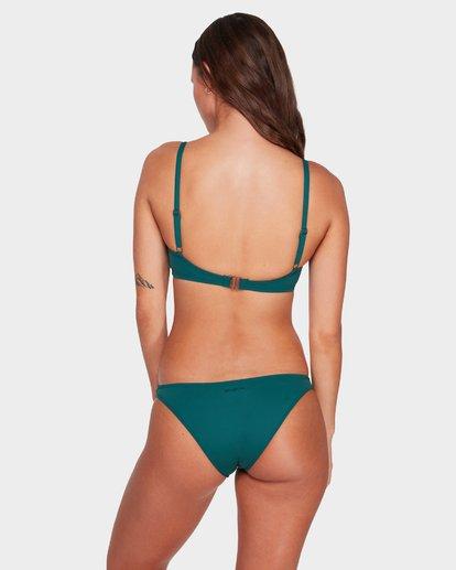 3 Sol Searcher D/Dd Bralette Bikini Top Green 6591582 Billabong