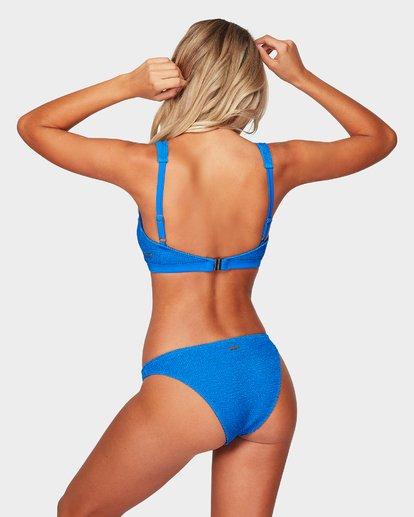 3 Summer High D/Dd Bralette Bikini Top Blue 6591584 Billabong