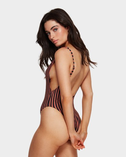 5 SEABREEZE ONE PIE Brown 6591601 Billabong