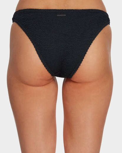 3 SUMMER HIGH TROPIC BIKINI BOTTOMS Black 6591608 Billabong